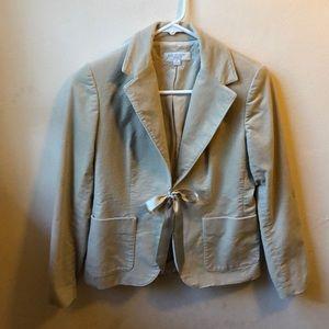 Ann Taylor classic beige jacket